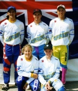 Australian BMX Museum - Brett Scruse - Profile